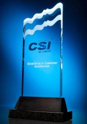 Stingray Wins CSI Award