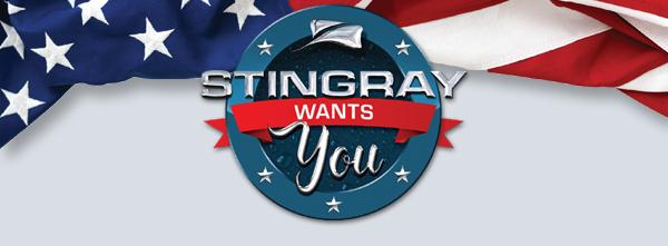Stingray Wants You